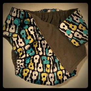 Daisy Ananbaby Pocket Bamboo Charcoal Cloth Diaper
